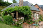 Les Petits Matins Bleus guest house in Normandy