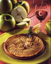Apple Tart Pierre Huet